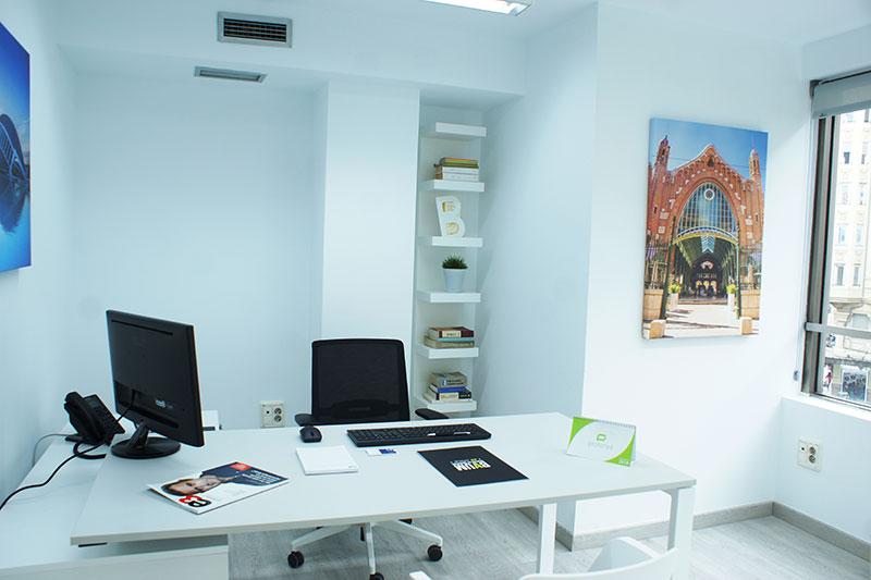 oficinas en alquiler en valencia