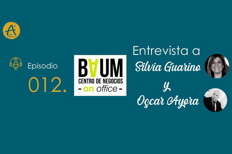 Entrevista a Silvia Guarino y Oscar Ayora