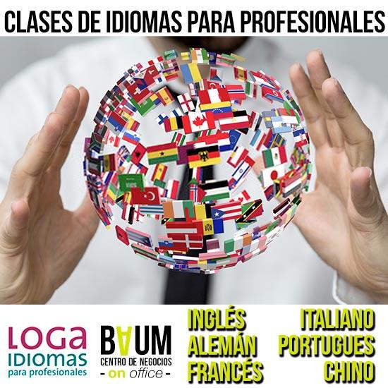 clases de idiomas para profesionales